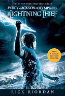 Percy Jackson and the Olympians  Book One  Lightning Thief  The  Movie Tie In Edition  Book