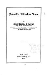Franklin Winslow Kane