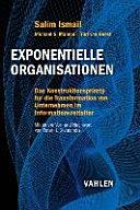 Exponentielle Organisationen PDF