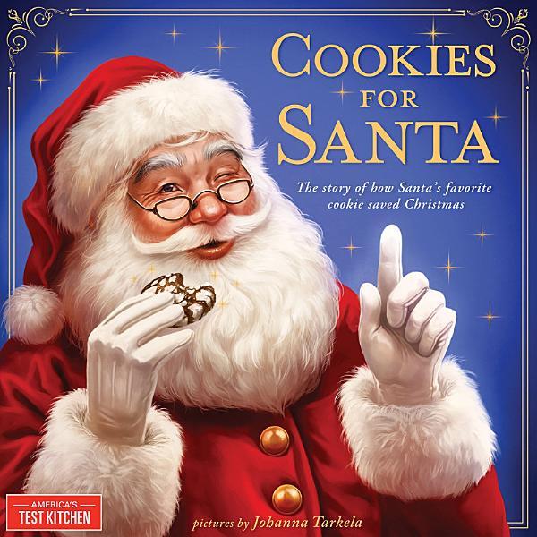 Download Cookies for Santa Book