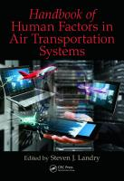 Handbook of Human Factors in Air Transportation Systems PDF