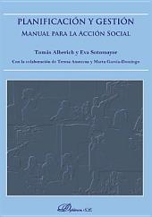 Planificación y gestión. Manual para la acción social