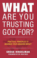 What Are You Trusting God For  PDF