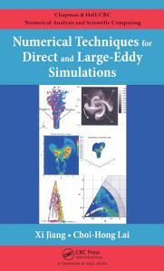 Numerical Techniques for Direct and Large Eddy Simulations
