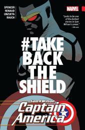 Captain America: Sam Wilson Vol. 4 - #Takebacktheshield