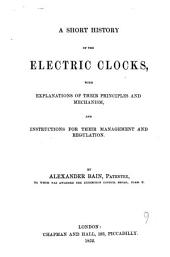 A short history of the electric clocks: Volume 9