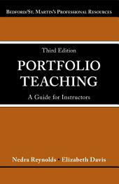 Portfolio Teaching: A Guide for Instructors, Edition 3