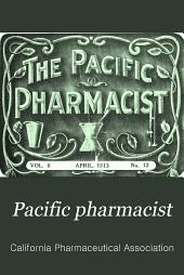 Pacific Pharmacist: Volume 6