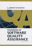 Handbook of Software Quality Assurance PDF