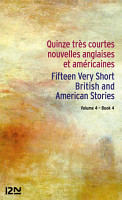 15 English and American Very Short Stories   15 tr  s courtes nouvelles anglaises et am  ricaines PDF