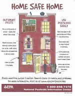 Home Safe Home - Outsmart Pests, Use Pesticides Safely