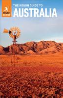 The Rough Guide to Australia  Travel Guide eBook  PDF