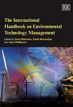 The International Handbook on Environmental Technology Management PDF