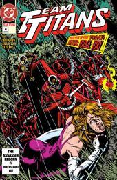 Team Titans (1992-) #4