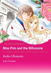 Miss Prim and the Billionaire: Harlequin Comics