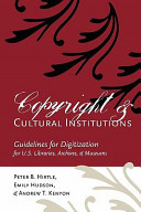 Copyright and Cultural Institutions PDF