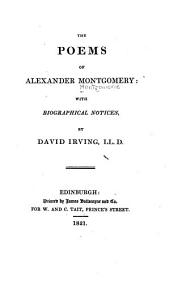 The Poems of Alexander Montgomery
