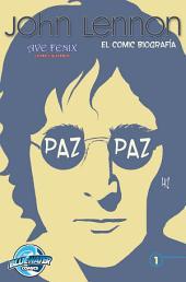 John Lennon.: Comic Biografia