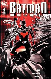 Batman Beyond (2010-) #4