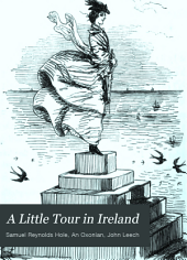 A Little Tour in Ireland: Being a Visit to Dublin, Galway, Connamara, Atholone, Limerick, Killarney, Glengarriff, Cork, Etc. Etc. Etc