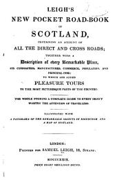 Road-book of Scotland
