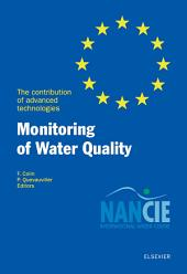 Monitoring of Water Quality: The Contribution of Advanced Technologies