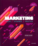 Marketing  Theory  Evidence  Practice