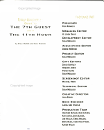 Totally Unauthorized Guide to the 7th Guest and the 11th Hour PDF