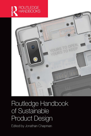 Routledge Handbook of Sustainable Product Design