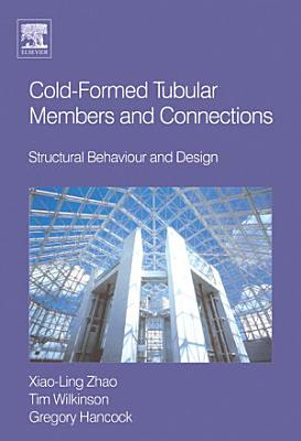 Cold formed Tubular Members and Connections PDF