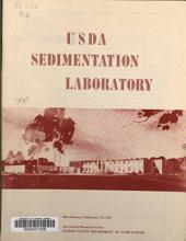 USDA Sedimentation Laboratory