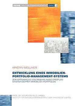 Entwicklung eines Immobilien Portfolio Management Systems PDF