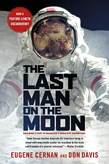 The Last Man on the Moon Book
