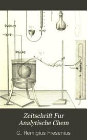 Zeitschrift Fur Analytische Chem