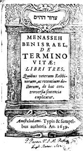 De Termino vitæ: libri tres