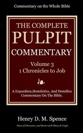 The Pulpit Commentary, Volume 3