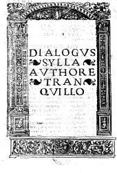 Dialogus Sylla
