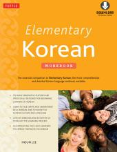 Elementary Korean Workbook: (Downloadable Audio Included)