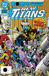 The New Titans Annual (1988-) #8