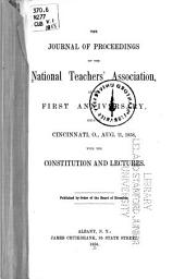 Addresses and Proceedings - National Education Association of the United States: Volume 1