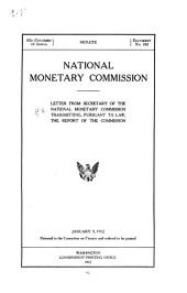 Report of the National Monetary Commission