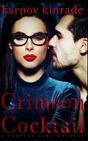 Vampire Girl Crimson Cocktail Book PDF