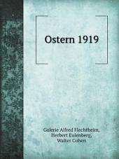 Ostern 1919