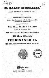 Il Rajah di Benares ballo storico in sette parti di Salvatore Taglioni ...
