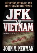 JFK and Vietnam