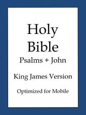 The Holy Bible, King James Version Lite (Optimized for Mobile)