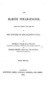 The Marine Steam-engine
