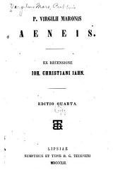 P. Virgilii Maronis Aeneis