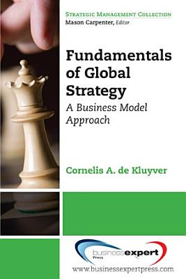 Fundamentals of Global Strategy
