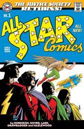 All-Star Comics (1999) #1